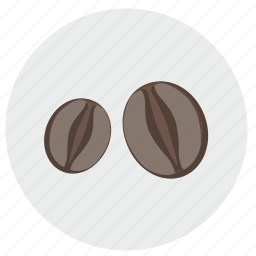 barista, beans, cocoa, coffee, grain icon