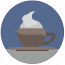 barista, caffee, coffee, cup, drink, hot icon