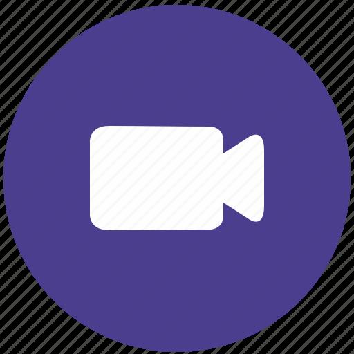 cam, camera, chat, record, video, web icon
