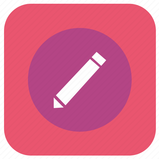 application, draw, edit, graphics, pen, pencil icon