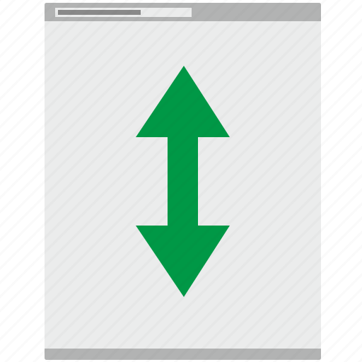browser, full, height, markup, page, preview icon