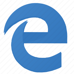 browser, e, explorer, internet, letter, ms, view icon