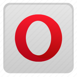 browser, o, opera, pages, program, view, web icon