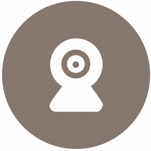 cam, camera, record, web icon
