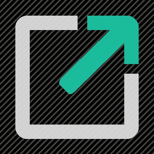 arrow, cloud, download, exit, send, upload icon