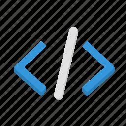 arrow, code, css, html, ui icon