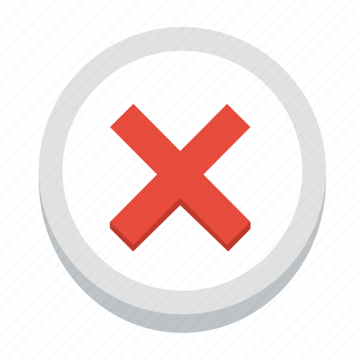 bin, cancel, delete, no, recycle icon