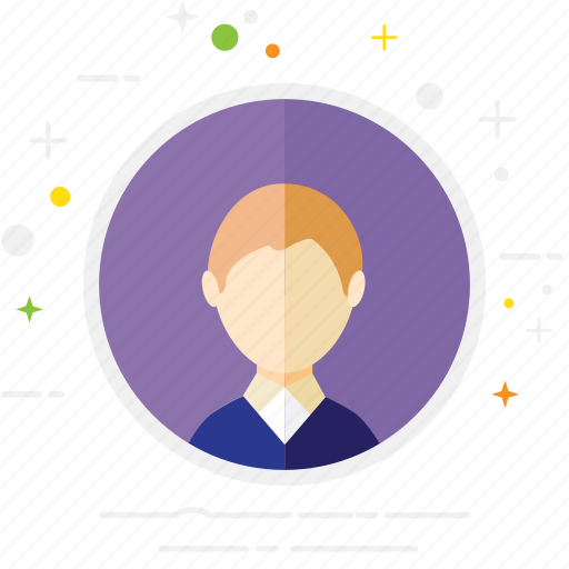 avatar, business, casual, formal, man, people, user icon