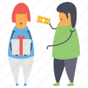 cash on delivery, cash purchase, delivery payment method, ecommerce, money payment, pay on delivery icon