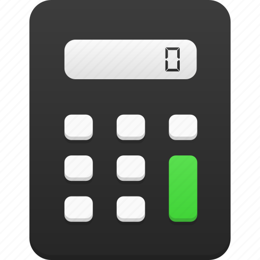 business, caculator, calculator, finance, financial icon