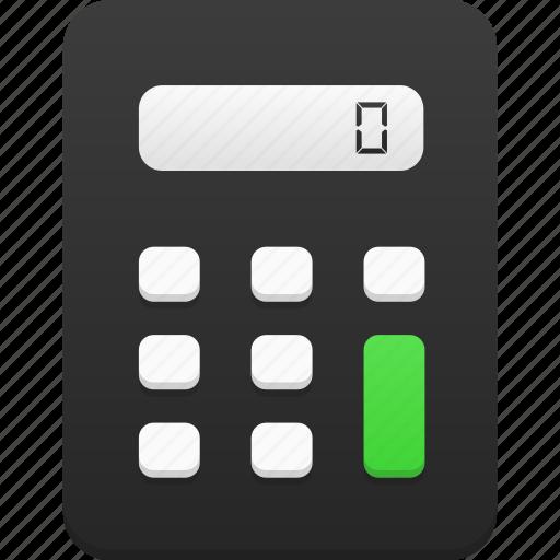 business, caculator, calculator, finance, financial icon