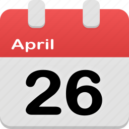 calenda, calendar, date, day, event, history, plan, schedule icon