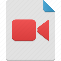 film, media, movie, multimedia, play, player, video icon