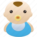 avatar, baby, boy, child icon