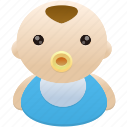 avatar, baby, boy, child icon