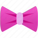 bow, decoration, girl, tie icon