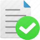 complete, document, documents, file, files, paper, text icon