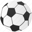 ball, football, game, play, sport, sports icon