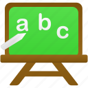 lessons, education, learning, school, study, training icon