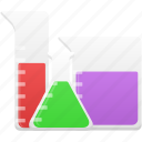 chemical, learn, project, school, study icon