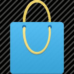bag, basket, blue, buy, cart, ecommerce, shopping, webshop icon