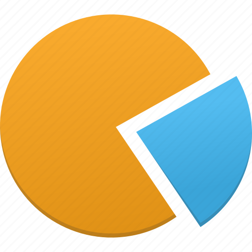 analytics, chart, charts, graph, graphs, pie, report, statistics icon