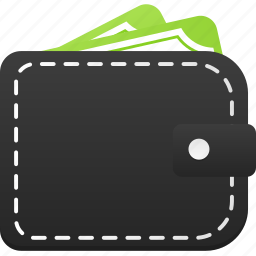 business, buy, cash, currency, ecommerce, finance, financial, money, payment, shopping, wallet icon