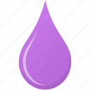 blur, rain, water icon