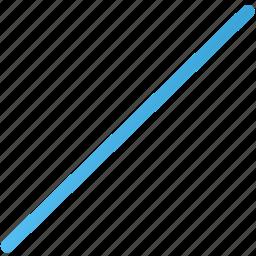 line, shape icon