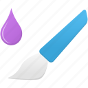 brush, design, mixer, tool, tools icon