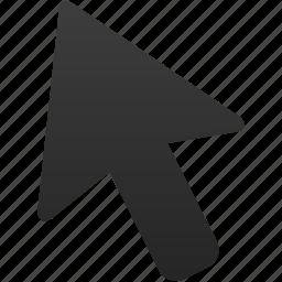 arrow, path, selection, tool, tools icon