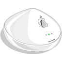 airport, apple icon