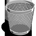 empty, garbage, trash icon