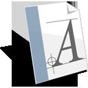 28, font, type icon