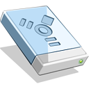 disk, firewire, hd icon