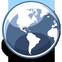browser, earth, globe