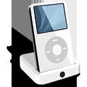 apple, dock, ipod icon