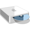 cd, computer, hardware, mac, mini icon