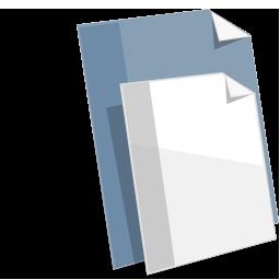 documents, files icon