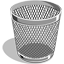 empty, garbage, trash icon