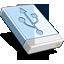 disk, hd, usb icon
