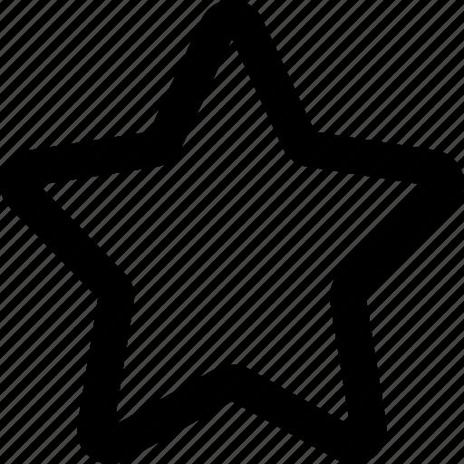 flaticon, like, star icon