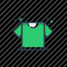 fashion, flatolin, illustration, line, shirt, tee, tshirt icon