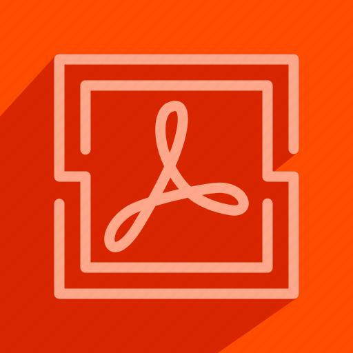 acrobat, adobe, dc, illustrator, pdf, photoshop, pro icon