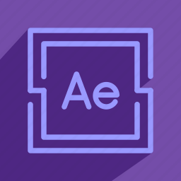 adobe, after, effects, fx, program, tool icon