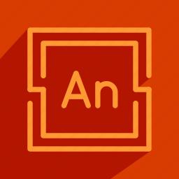 adobe, animate, animation, flash, program, tool icon