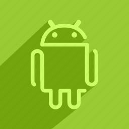android, device, operating, robot, smartphone, system icon