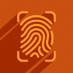 app, drawer, scan, secure, security icon