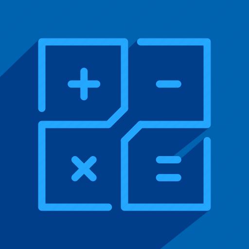 accounting, calculate, calculating, calculator, cash, finance, mathematics icon