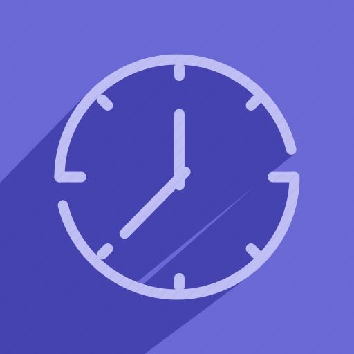 alarm, app, calendar, clock, schedule, timer icon